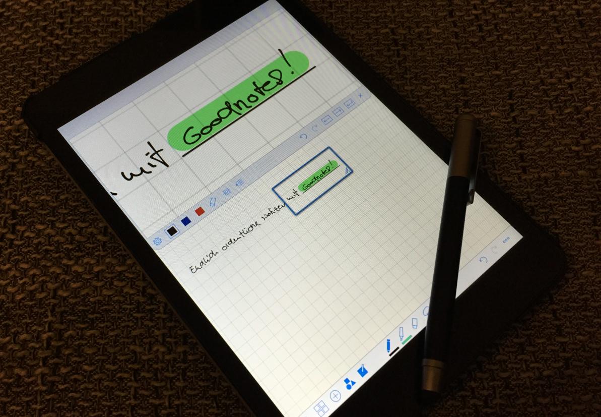 GoodNotes 4 iOS_Fotor