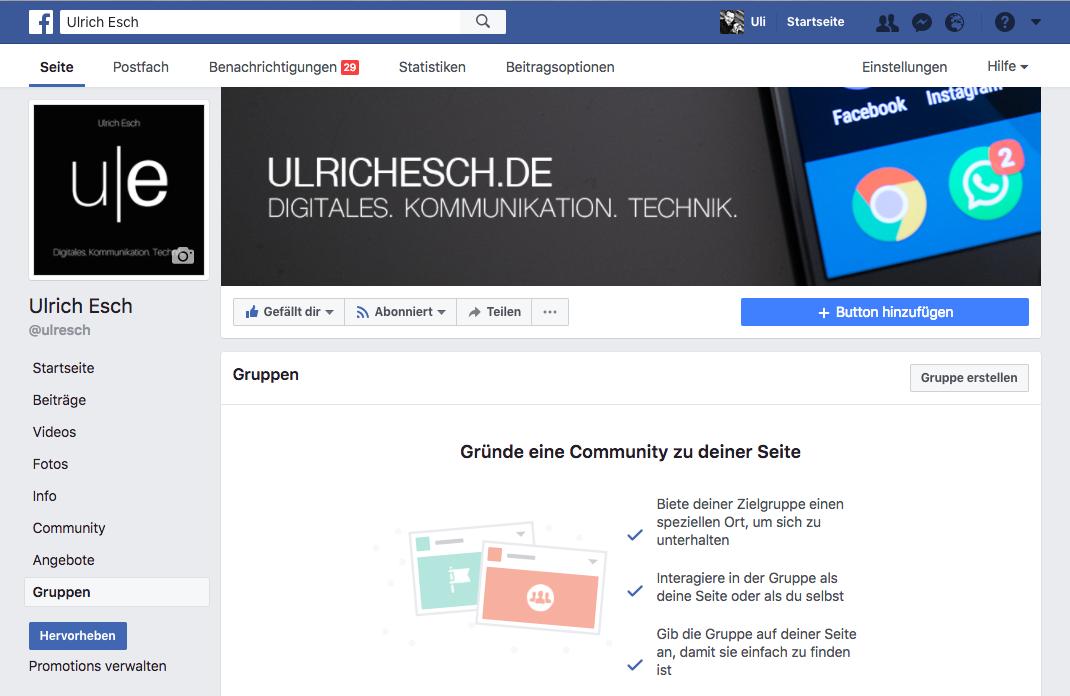 facebook-seite-gruppe-erstellen