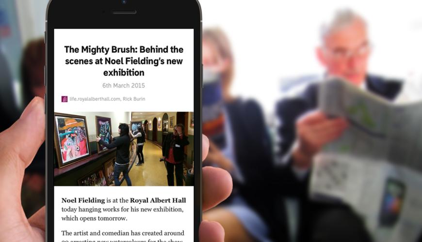 """""""Something good to read"""" für iOS: Lese-App basierend auf Twitter"""