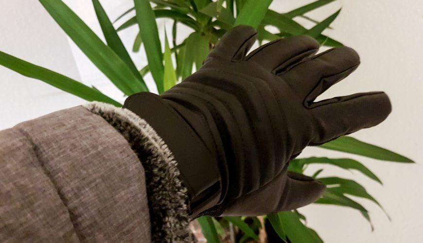 Vbiger: Schicke Touchscreen-Handschuhe für den Winter.