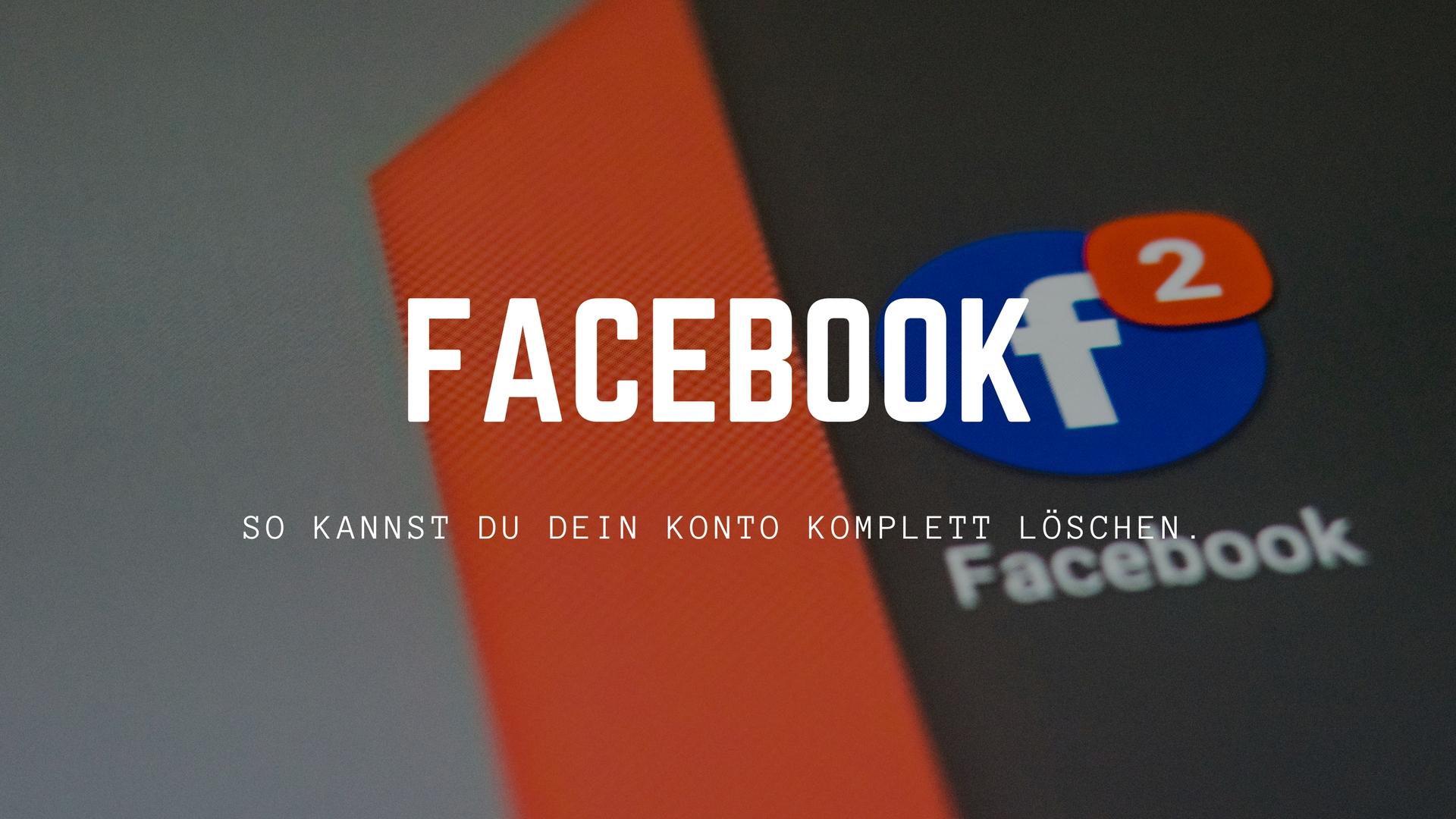 facebook-konto-loeschen