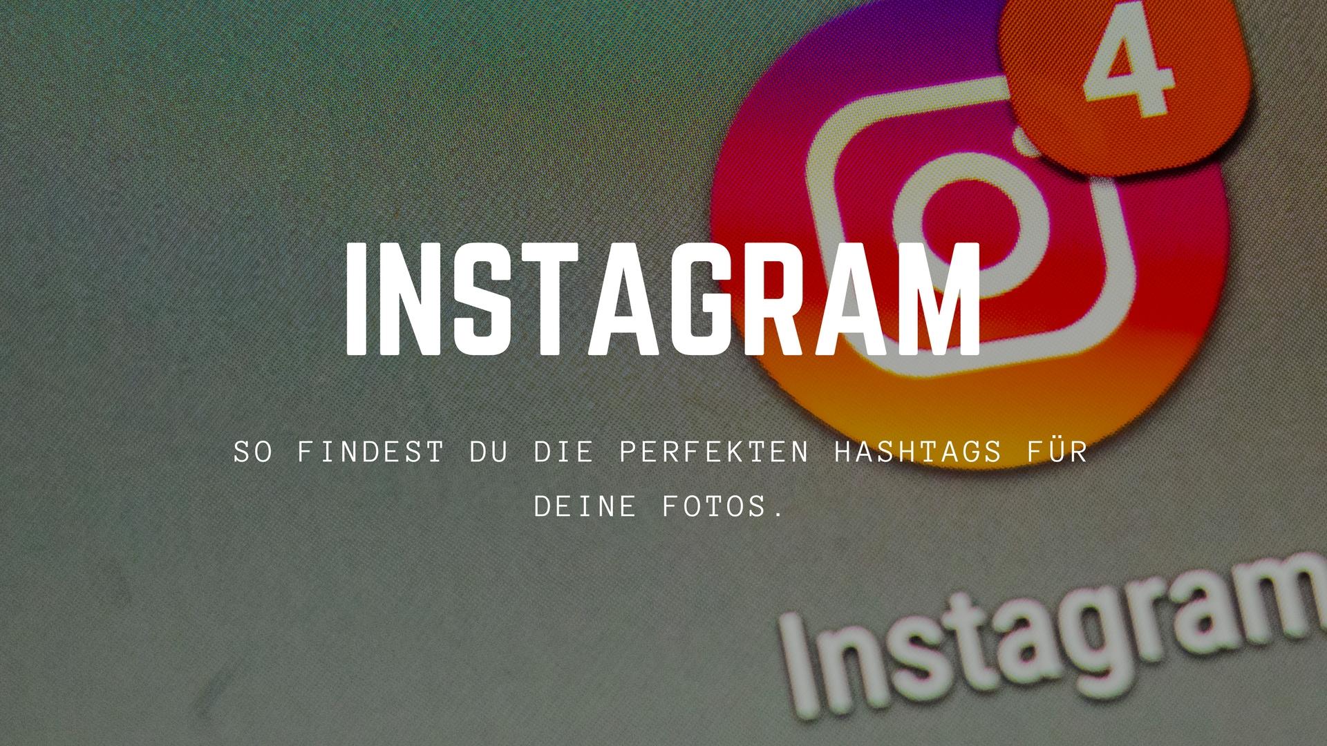 instagram-hashtags-finden