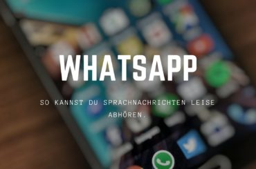 whatsapp-sprachnachrichten-leise-abhoeren