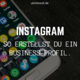 instagram-business-profil