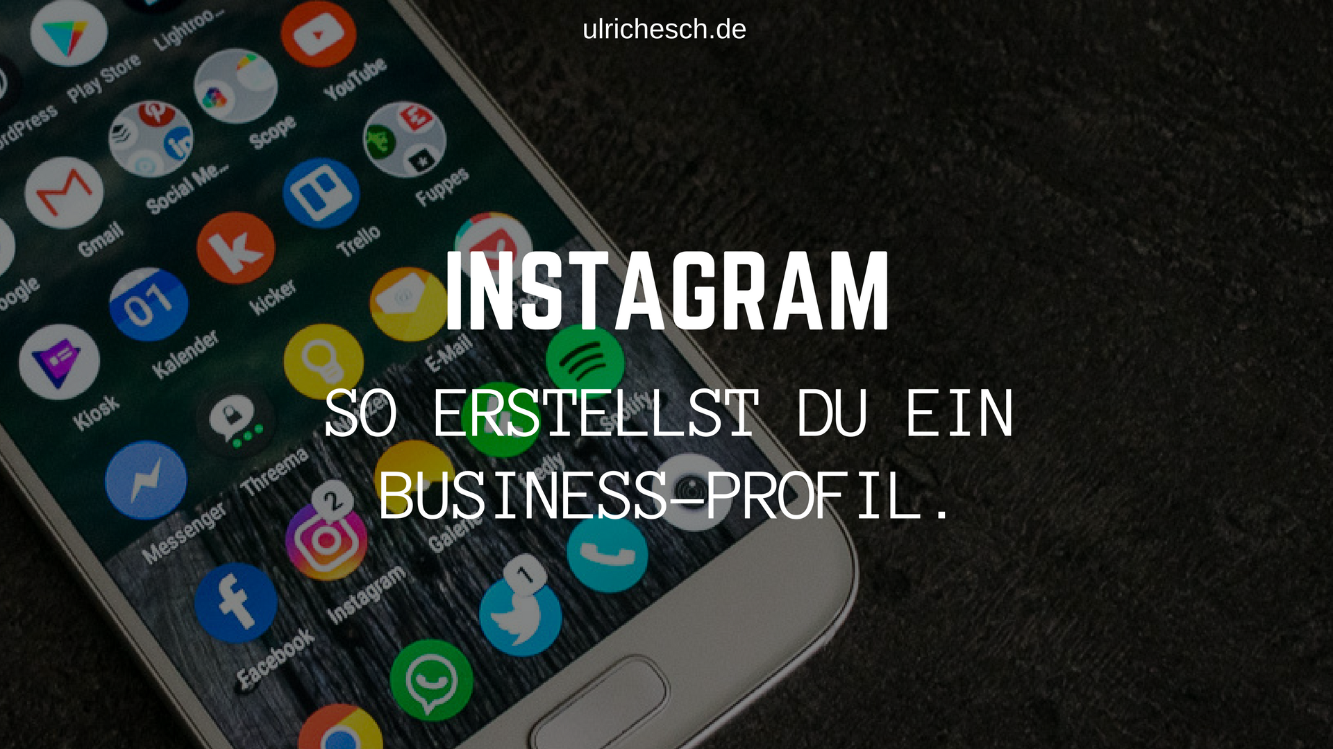 instagram-business-profil