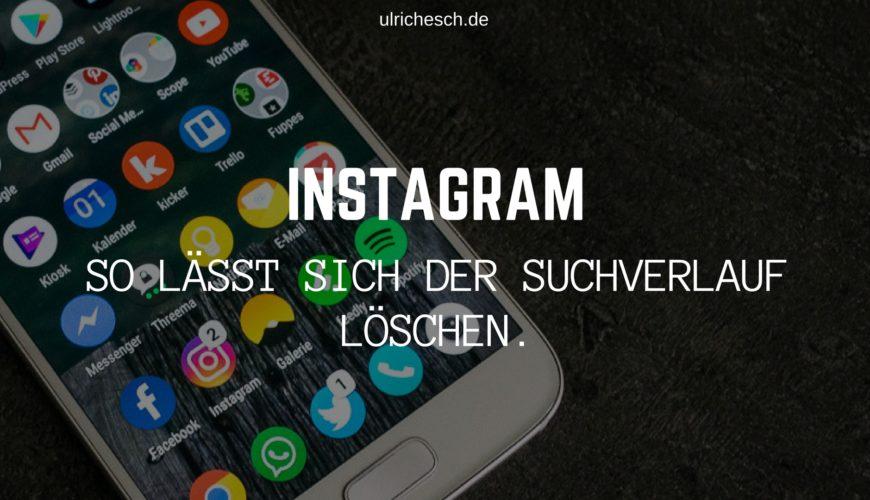 instagram-suchverlauf-loeschen