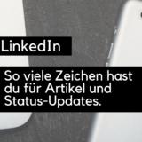 linkedin-zeichenlimit