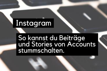 instagram-beitraege-stories-stummschalten