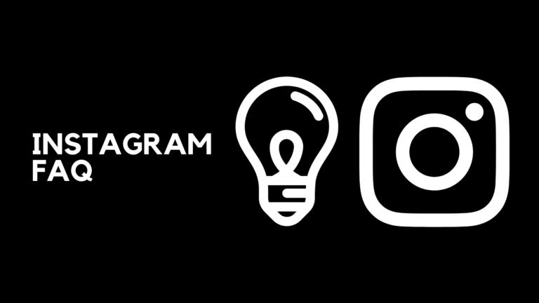 Instagram FAQ: Kann ich ein gelöschtes Konto wiederherstellen?